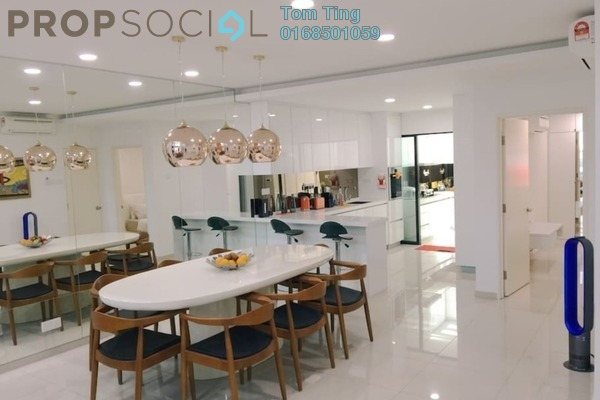 Condominium For Sale in The Leafz, Sungai Besi Freehold Unfurnished 3R/2B 498k