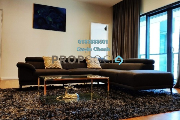 Serviced Residence For Rent in St Mary Residences, KLCC Freehold Fully Furnished 1R/1B 4.5k