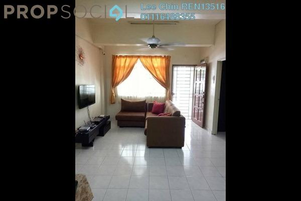 Townhouse For Sale in Taragon Puteri Cheras, Batu 9 Cheras Freehold Semi Furnished 3R/2B 320k