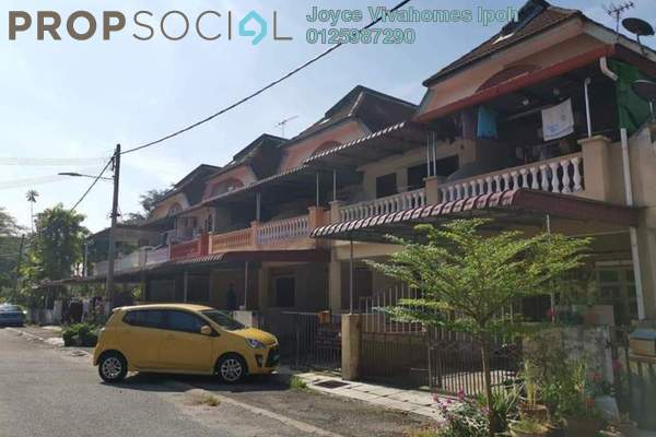 Townhouse For Sale in FIRST SQUARE @ Falim, Ipoh Freehold Unfurnished 3R/2B 185k