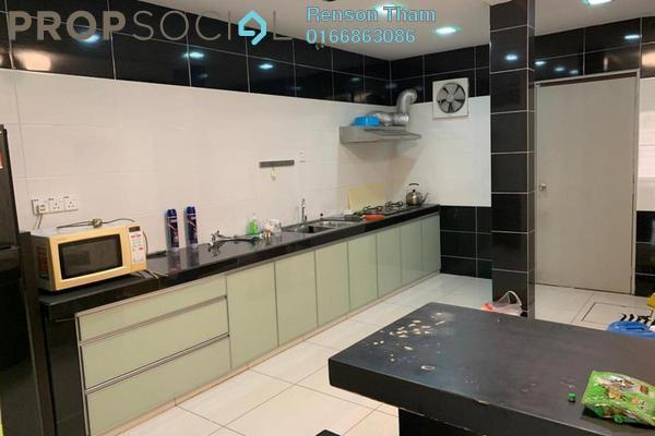 Terrace For Rent in Taman Puchong Utama, Puchong Freehold Fully Furnished 4R/3B 1.3k