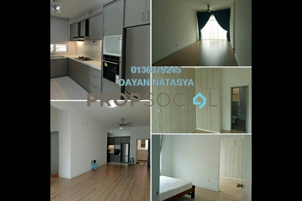 Condominium For Rent in Sky Park, Cyberjaya Freehold Semi Furnished 3R/3B 1.5k