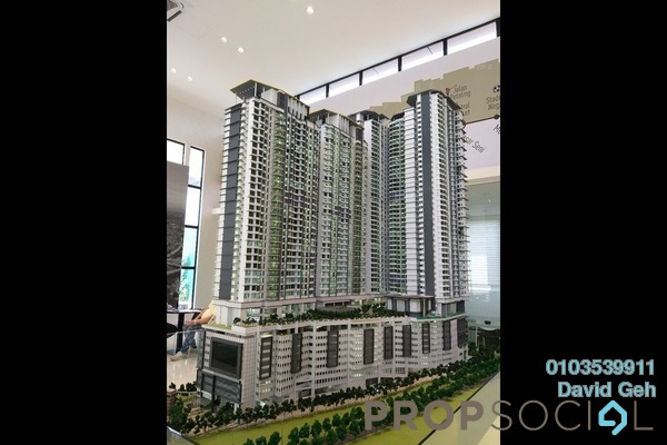 For Sale Serviced Residence at Lavile, Kuala Lumpur Freehold Semi Furnished 2R/2B 0translationmissing:en.pricing.unit