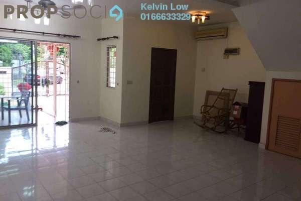 Terrace For Rent in BU12, Bandar Utama Freehold Semi Furnished 4R/3B 2.2k