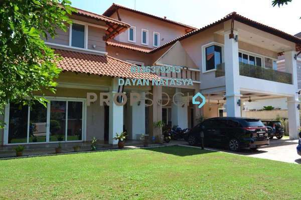 For Sale Bungalow at Country Heights Kajang, Kajang Freehold Fully Furnished 9R/7B 6.25m