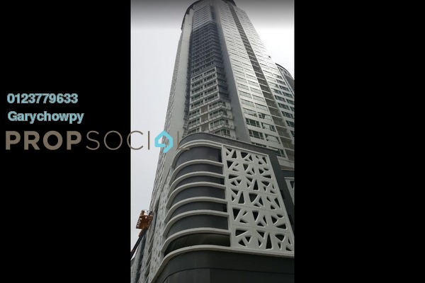 For Sale Serviced Residence at The Crest, Kuala Lumpur Freehold Semi Furnished 3R/2B 735k