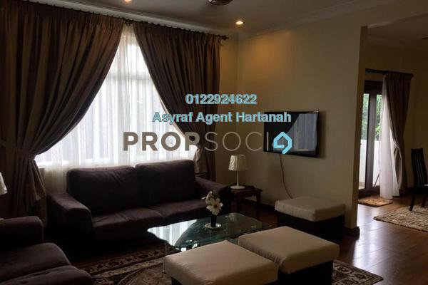 Condominium For Rent in Pantai Towers, Bangsar Freehold Fully Furnished 4R/3B 4k
