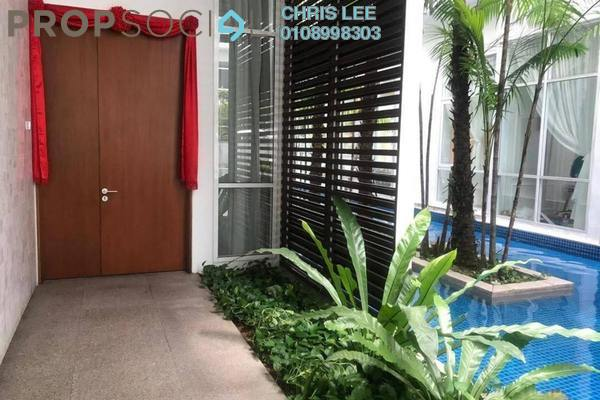 Condominium For Rent in Nobleton Crest, Ampang Hilir Freehold Semi Furnished 4R/4B 15k