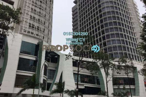 Office For Rent in One Mont Kiara, Mont Kiara Freehold Unfurnished 0R/0B 1.8k