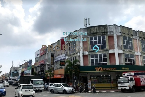 Shop For Rent in Taman Cempaka, Banting Freehold Unfurnished 0R/0B 2.8k