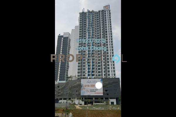 Condominium For Sale in Trinity Aquata, Sungai Besi Freehold Semi Furnished 3R/2B 728k