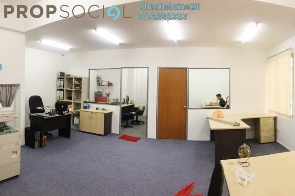 Office For Sale in Medan Putra Business Centre, Bandar Menjalara Freehold Fully Furnished 2R/1B 250k