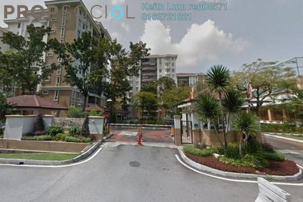 Condominium For Sale in Bungaraya Condominium, Saujana Freehold Fully Furnished 4R/3B 950k
