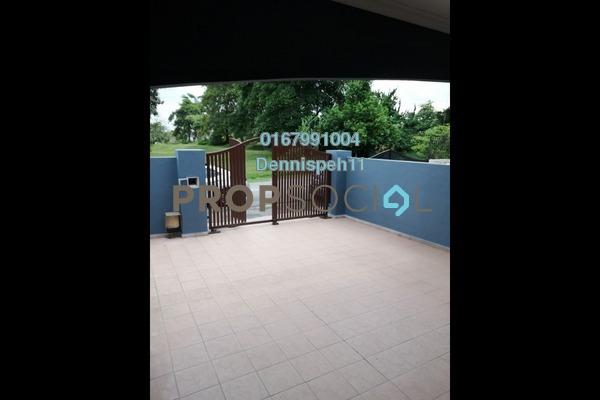 Terrace For Rent in Taman Daya, Tebrau Freehold Unfurnished 3R/2B 1.1k