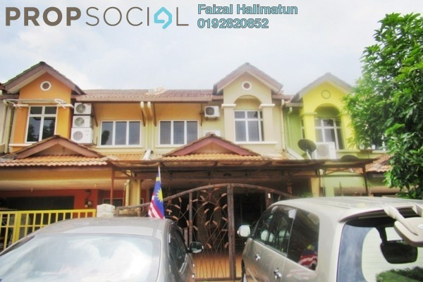 Terrace For Sale in Taman Mutiara Subang, Subang Freehold Unfurnished 4R/3B 700k
