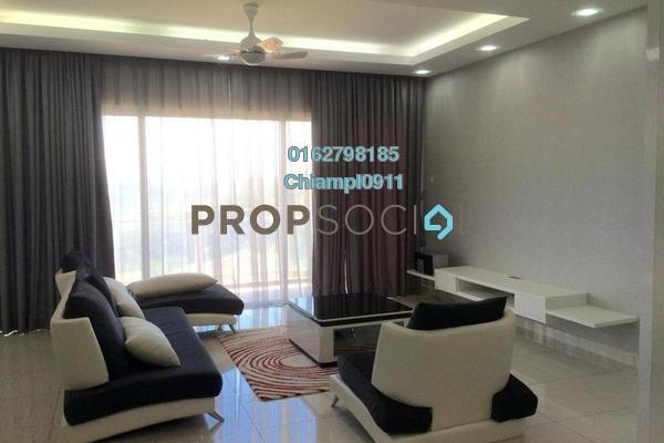 For Rent Condominium at Damansara Foresta, Bandar Sri Damansara Freehold Fully Furnished 3R/2B 3.2k