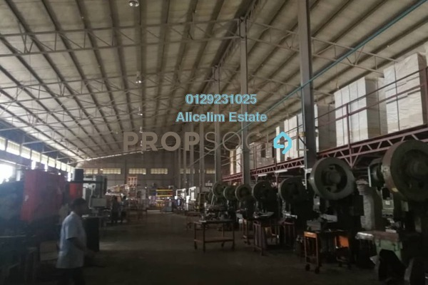 Factory For Rent in Rawang Integrated Industrial Park, Rawang Freehold Unfurnished 0R/8B 70k