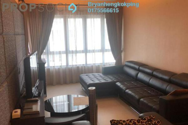 Condominium For Rent in Savanna 1, Bukit Jalil Freehold Fully Furnished 3R/2B 2.5k