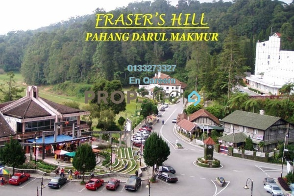 Condominium For Sale in Kampung Sungai Klau, Raub Freehold Unfurnished 2R/2B 280k