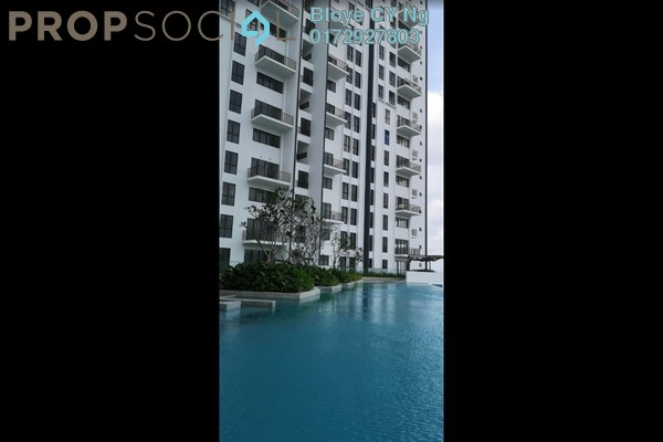 Condominium For Rent in The Andes, Bukit Jalil Freehold Semi Furnished 3R/2B 1.8k