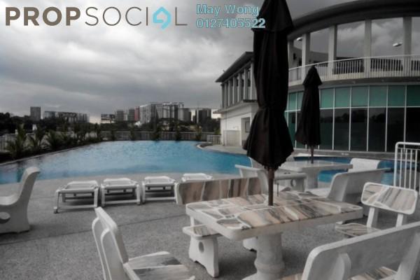Serviced Residence For Sale in Subang Olives, Subang Jaya Freehold Semi Furnished 3R/3B 740k