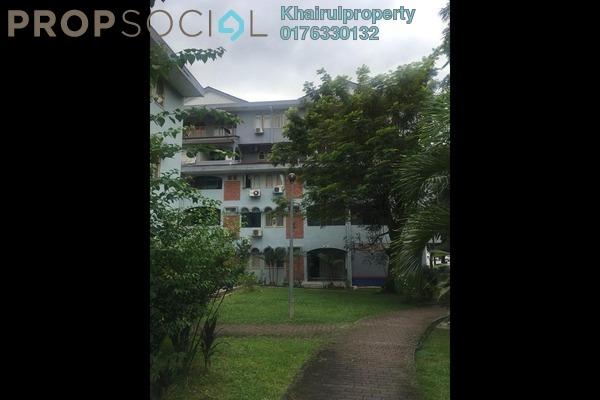 Apartment For Sale in Putri Apartment, Setiawangsa Freehold Semi Furnished 3R/2B 480k