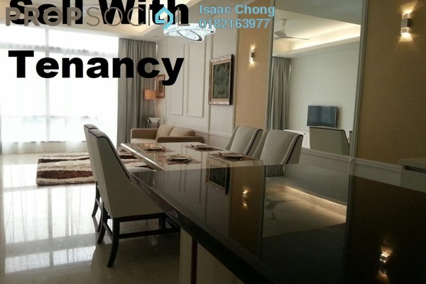 Condominium For Sale in Banyan Tree, KLCC Freehold Fully Furnished 2R/2B 2.7m