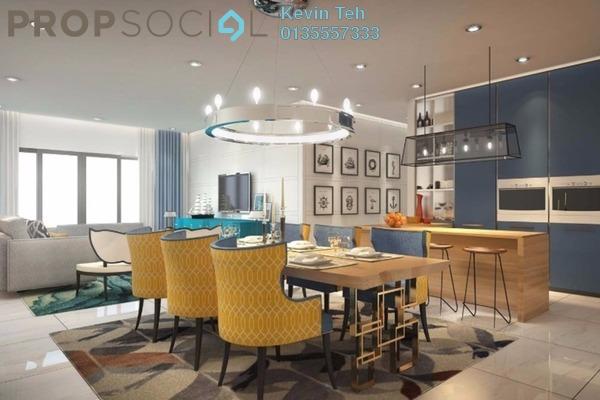 Condominium For Sale in Residensi Sefina, Mont Kiara Freehold Semi Furnished 3R/3B 1.25m