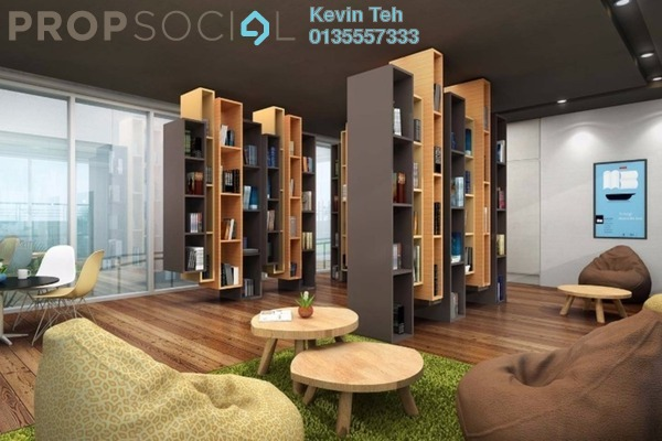 Condominium For Rent in Residensi Sefina, Mont Kiara Freehold Semi Furnished 3R/3B 5k