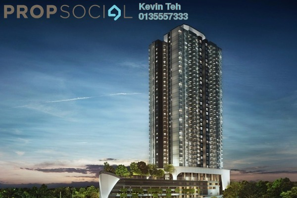 Condominium For Sale in Residensi Sefina, Mont Kiara Freehold Fully Furnished 3R/2B 1.1m
