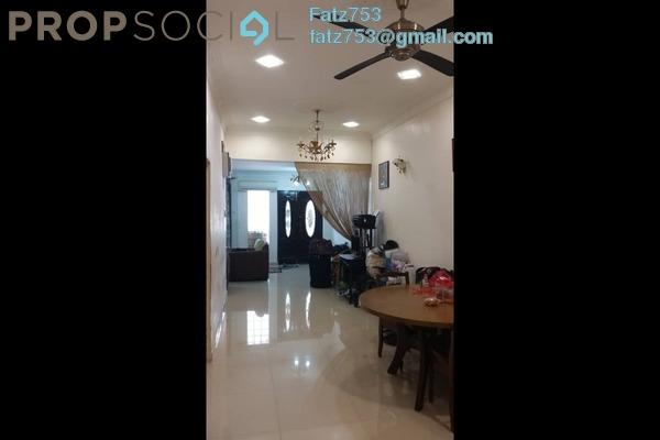 Terrace For Rent in Taman Setapak, Setapak Freehold Semi Furnished 3R/2B 2k