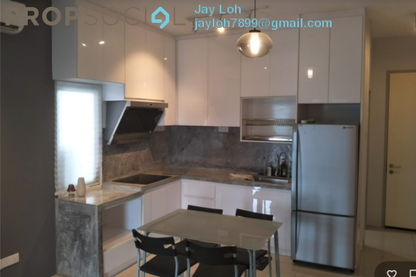 Apartment For Rent in V12 Sovo, Shah Alam Freehold Semi Furnished 2R/2B 1.5k