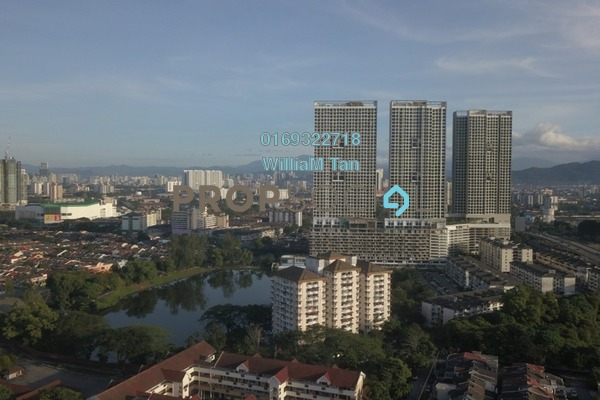 Serviced Residence For Rent in 28 Boulevard, Pandan Perdana Freehold Semi Furnished 1R/0B 1.3k