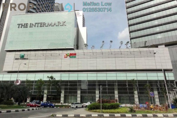 For Rent Office at Vista Tower, KLCC Freehold Fully Furnished 0R/0B 27k