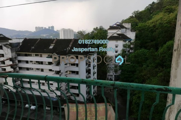 For Sale Condominium at Desa View Towers, Melawati Freehold Semi Furnished 4R/2B 330k