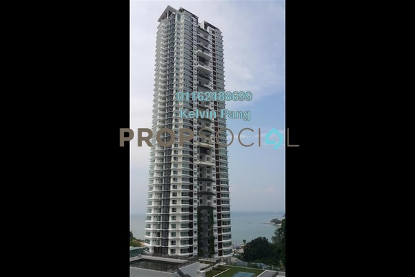 Condominium For Rent in One Tanjong, Tanjung Bungah Freehold Fully Furnished 5R/4B 8.5k