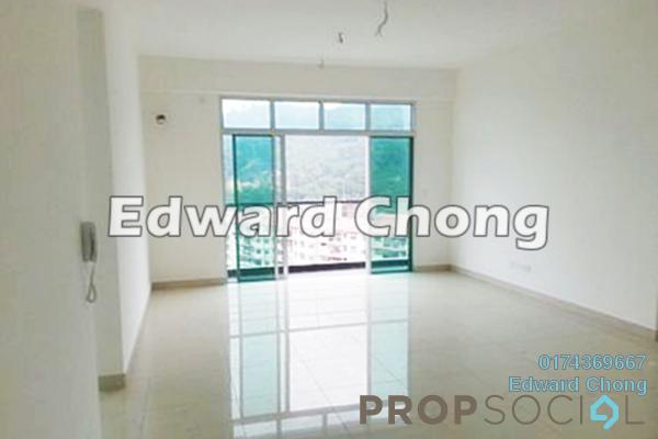 Condominium For Sale in Meridien Residence, Sungai Ara Freehold Unfurnished 3R/2B 510k