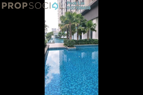 Serviced Residence For Rent in South View, Bangsar South Freehold Fully Furnished 3R/2B 3.8k