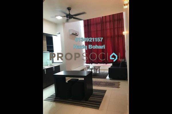 Condominium For Rent in Vega Residensi, Cyberjaya Freehold Fully Furnished 2R/2B 1.5k