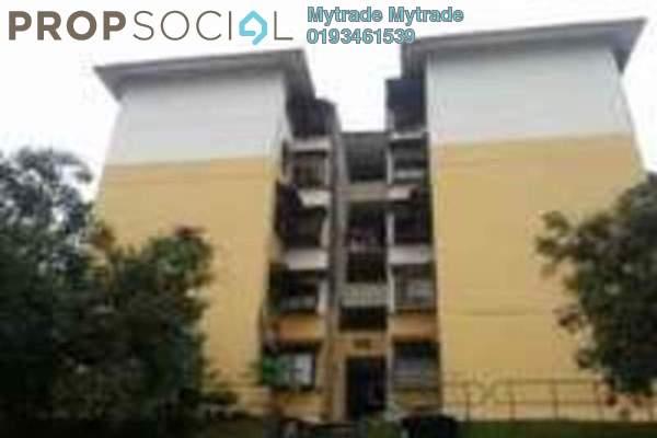 Apartment For Sale in Sri Meranti, Bandar Sri Damansara Freehold Unfurnished 0R/0B 190k