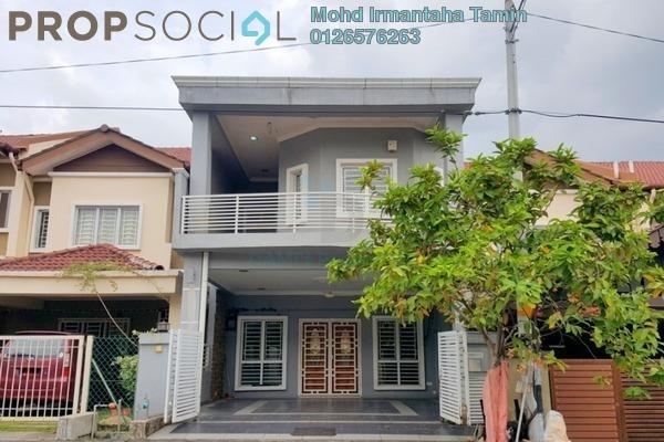Terrace For Rent in Taman Puncak Saujana, Kajang Freehold Semi Furnished 4R/3B 1.4k