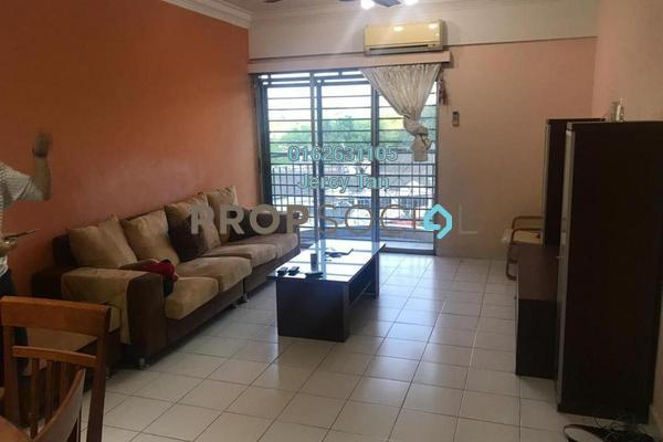 Condominium For Sale in Union Heights, Old Klang Road Freehold Fully Furnished 3R/1B 418k