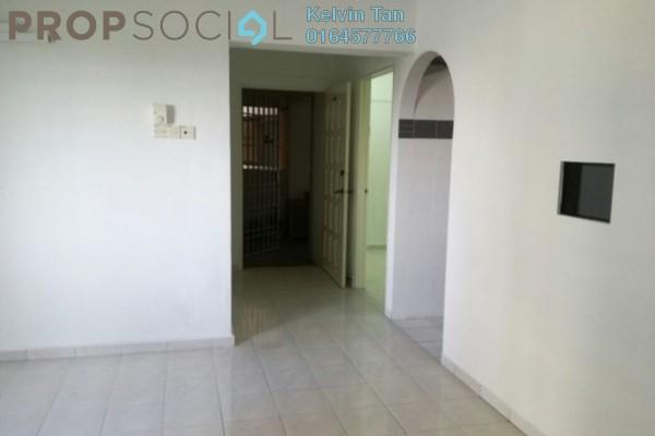 Apartment For Sale in Taman Pekaka, Sungai Dua Freehold Semi Furnished 3R/2B 340k