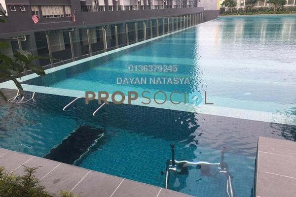 Condominium For Rent in Savanna Executive Suites, Southville City Freehold Fully Furnished 3R/2B 1.4k