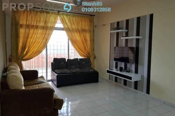 Condominium For Sale in Wangsa Metroview, Wangsa Maju Freehold Semi Furnished 3R/2B 425k