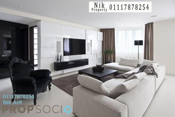 For Sale Condominium at Diamond Hill, Putrajaya Freehold Fully Furnished 2R/2B 280k
