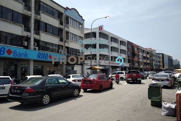 Shop For Sale in Selayang Point, Selayang Leasehold Unfurnished 0R/0B 2.5m