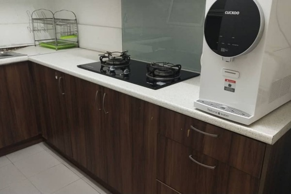 Condominium For Rent in The Zest, Bandar Kinrara Freehold Fully Furnished 3R/2B 1.66k