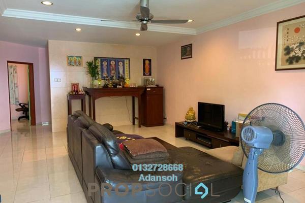 Terrace For Sale in Taman Intan Baiduri, Selayang Freehold Semi Furnished 4R/3B 690k