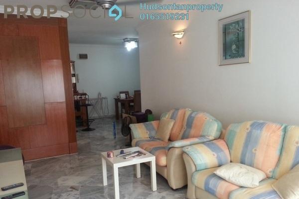 Condominium For Sale in Sri Intan 1, Jalan Ipoh Freehold Semi Furnished 3R/2B 360k